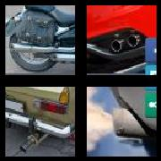 4 Pics 1 Word 8 Letters Answers Tailpipe