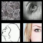 4 Pics 1 Word 8 Letters Answers Teardrop