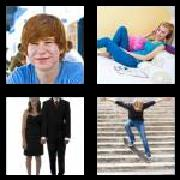 4 Pics 1 Word 8 Letters Answers Teenager