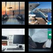 4 Pics 1 Word 8 Letters Answers Terminal