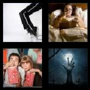 4 Pics 1 Word 8 Letters Answers Thriller