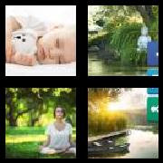 4 Pics 1 Word 8 Letters Answers Tranquil