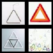 4 Pics 1 Word 8 Letters Answers Triangle