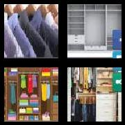 4 Pics 1 Word 8 Letters Answers Wardrobe