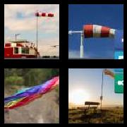 4 Pics 1 Word 8 Letters Answers Windsock